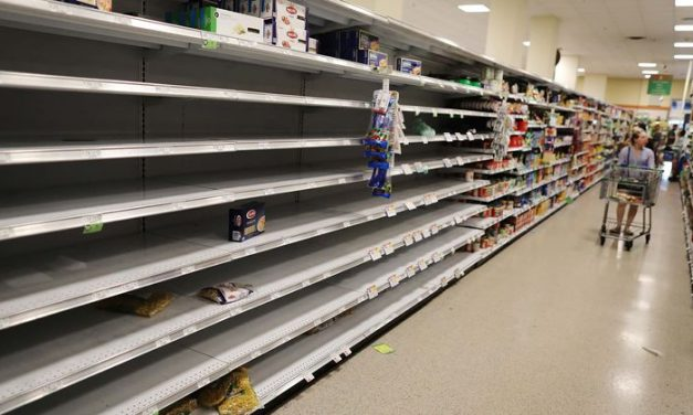 Global Food Shortages Are Becoming Very Real; U.S. Grocery Store Chains Are Preparing For Worst Case Scenarios