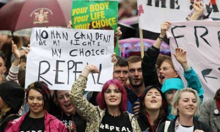 You're free to have an abortion in Ireland, but that's about all