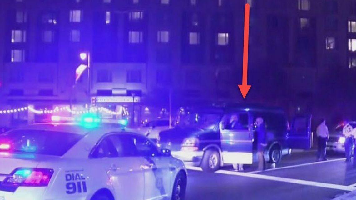 Van full of explosives found in Philadelphia following week of social unrest