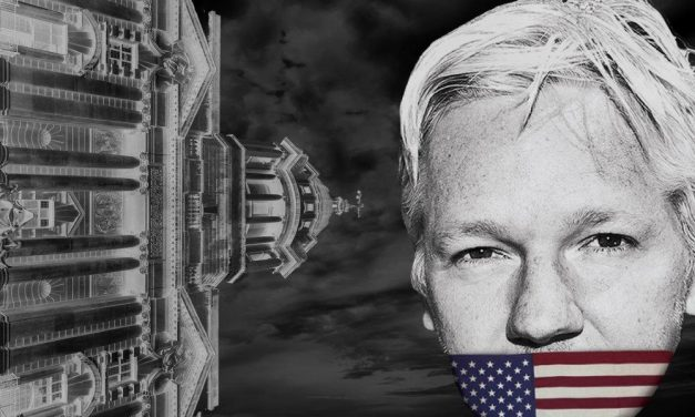 Eyewitness To The Agony Of Assange