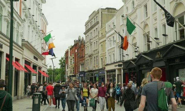 Ireland's Existential Crisis: Culture and Identity in an age of Globalism