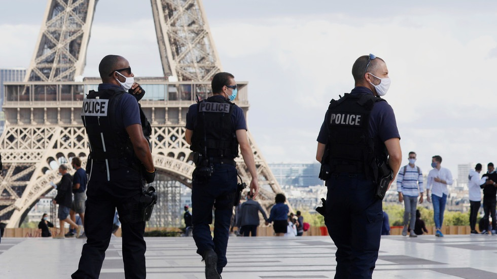 France to mobilize 12,000 police officers to enforce curfews after Macron announces new Covid-19 measures