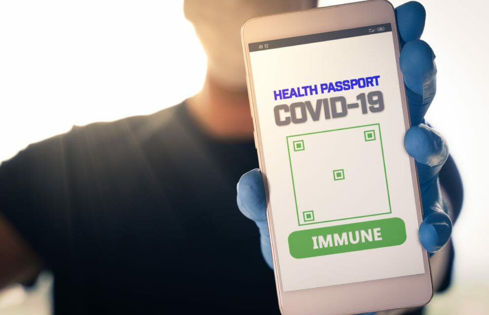 A new 'Covid passport' to replace quarantine is being trialled in the UK – here's how it works