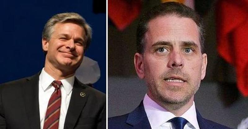 FBI 'HAS TO COME CLEAN' ABOUT CORRUPTION EVIDENCE, POTENTIAL CHILD PORN ON HUNTER BIDEN'S LAPTOP: SEN. JOHNSON