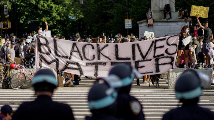 Shadowy Group Allied With BLM Threatens Unrest, Takeover of Gov't Buildings if Trump Doesn't Concede