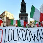 Anti-Lockdown Protests All Across Europe