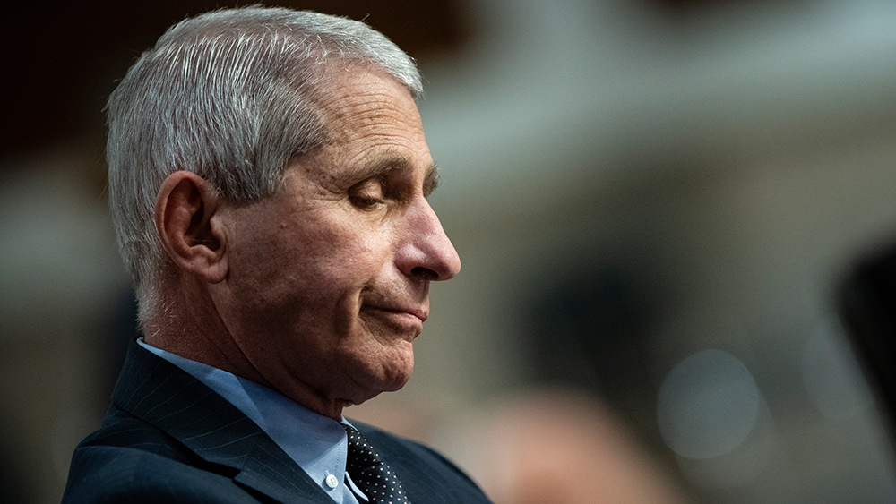 It's not SCIENCE; it's COMPLIANCE: Fauci says masks, social distancing will be required even AFTER a COVID-19 vaccine that is supposedly 90 percent effective