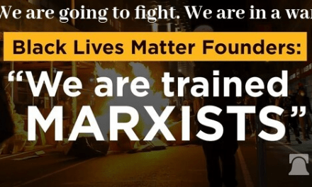 As Democrats 'Lie, Cheat And Steal' To 'Take Back The White House', Marxist BLM Terrorist Gives America Fair Warning: 'We Are Going To Fight, We Are In A War'