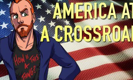 America Stands at a Crossroads