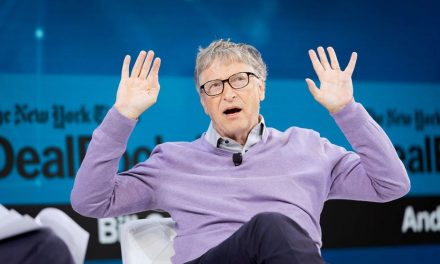 Bill Gates says he doesn't understand anti-maskers: 'What are these, like, nudists?'
