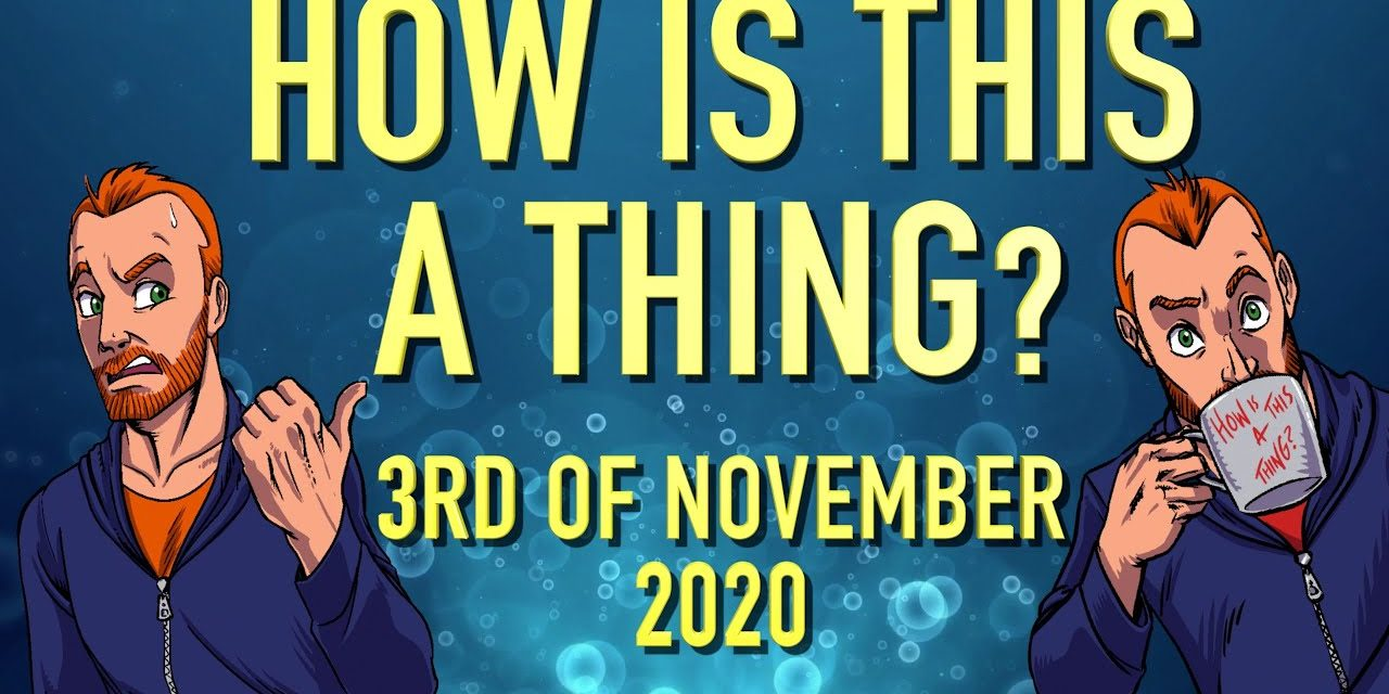How is This a Thing? 3rd of November 2020