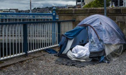 Two homeless men found dead in Dublin, one in tent outside Government building