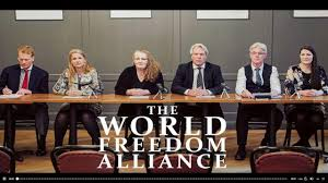 Dolores Cahill prof. announces the formation of the World Freedom Alliance whose aim is to create a Better Normal.