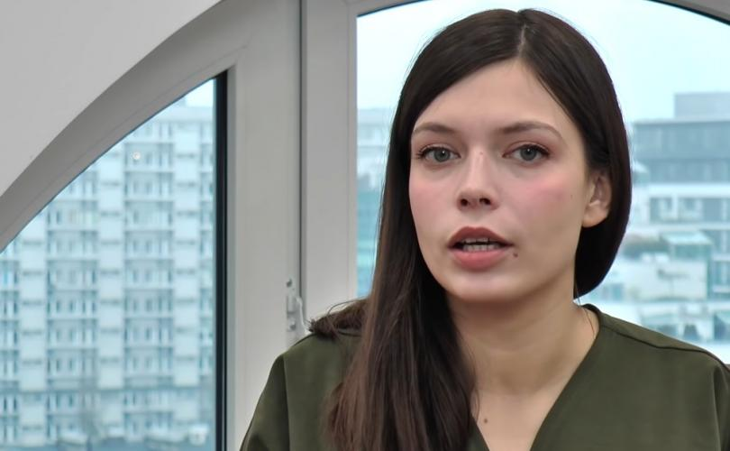 INTERVIEW: Young people in Poland are 'cynically used' by pro-abortion movement