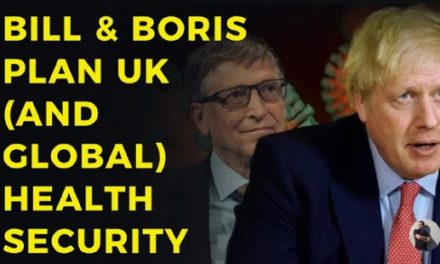 Satan Soldiers Bill Gates & Boris Johnson Use Junk Science to Impose