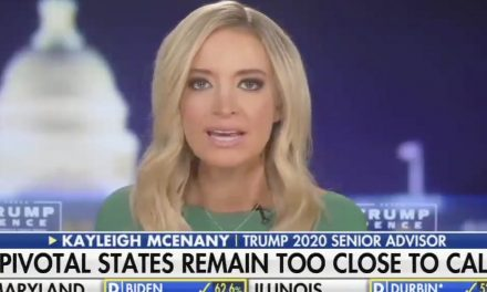 Fox News' Cavuto Cuts Away From Trump Press Conference, Says He Can't Verify McEnany's Claims