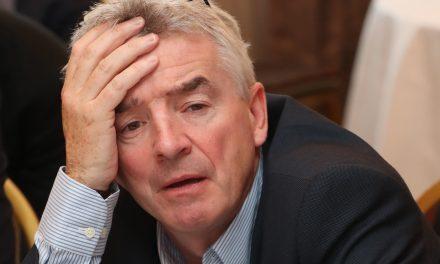 Ryanair boss blasts government lockdowns as 'FAILURE' after air traffic plummets 80%