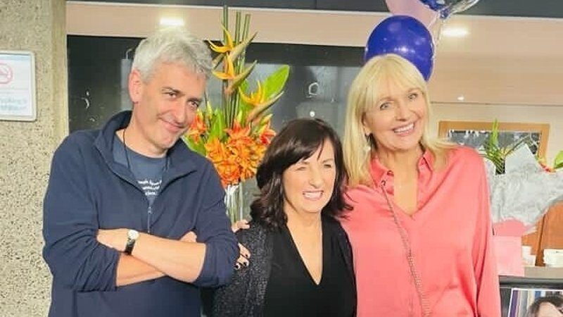 RTÉ presenters apologise over social distance breaches