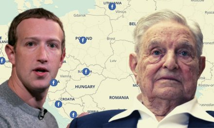 EXCLUSIVE: George Soros funds 8 out of 11 of Facebook's fact-checking organizations in Central and Eastern Europe
