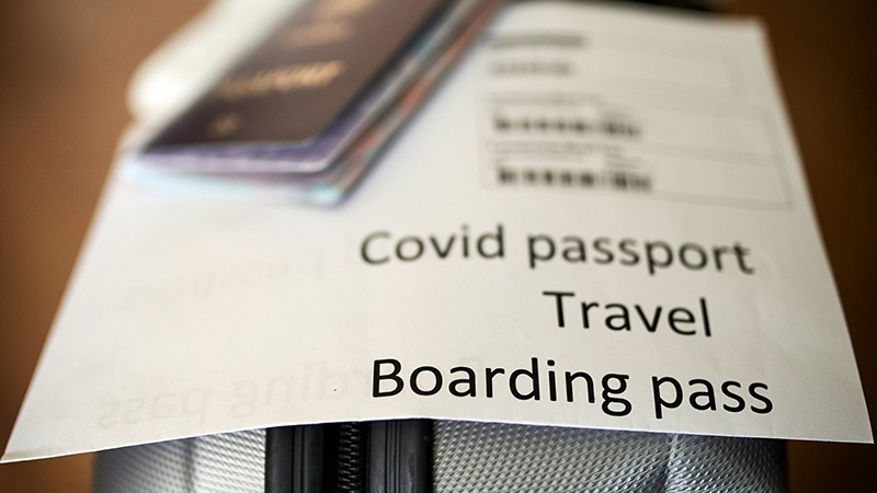 ANOTHER Airline Announces 'COVID Passports' Will Be 'Essential' For Travel