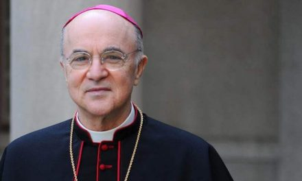 Archbishop Viganò on the importance of good literature for the restoration of Christianity