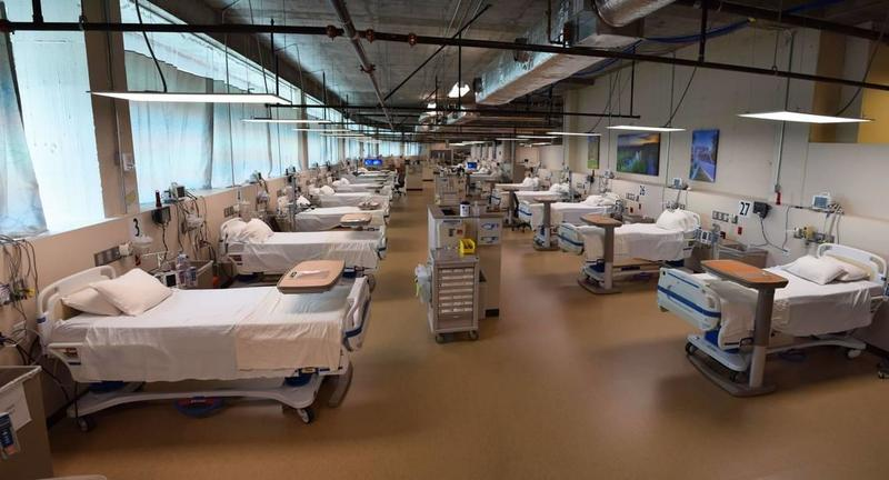 Data Shows Fears Of Overwhelmed Medical System Overblown, Ample Hospital Capacity Nationwide