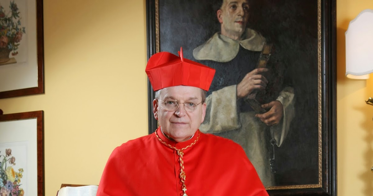CARDINAL BURKE CONDEMNS CCP AND 'GREAT RESET'