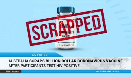 AUSTRALIA SCRAPS BILLION DOLLAR CORONAVIRUS VACCINE AFTER PARTICIPANTS TEST HIV POSITIVE
