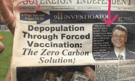 Depopulation through Covid-19 'Vaccine' will slowly Cull the human herd