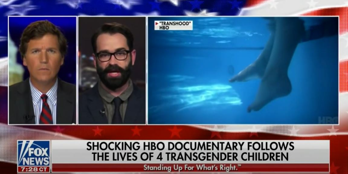 NEW SHOCKING DOCUMENTARY ABOUT TRANS CHILDREN – MATT FOX – TUCKER CARLSON
