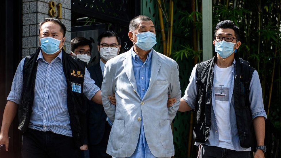 Hong Kong Tycoon Jimmy Lai Denied Bail for a Second Time
