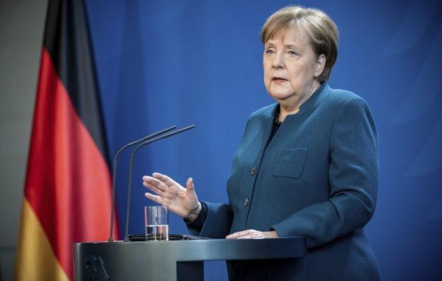 Coronavirus Scandal Breaking in Merkel's Germany
