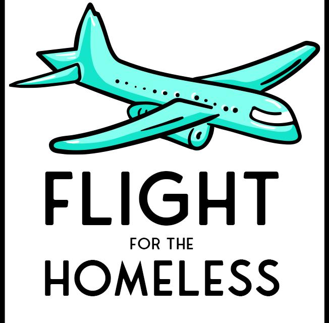 FLIGHT FOR THE HOMELESS