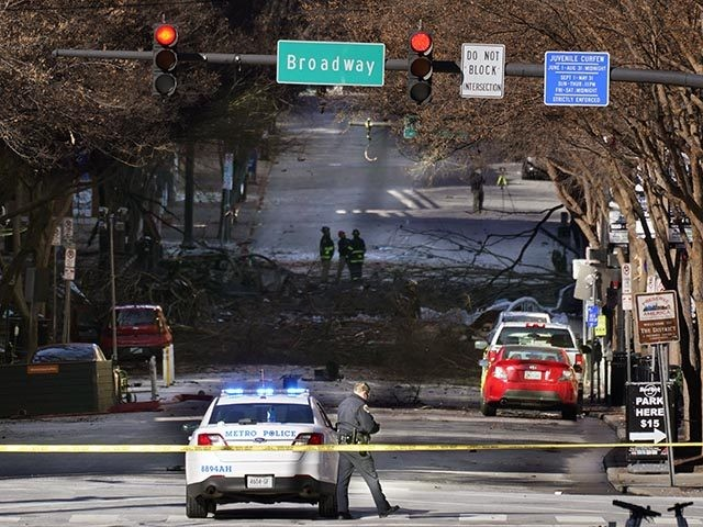 Report: Police Have Person or Persons of Interest Connected to Nashville Christmas Day Explosion