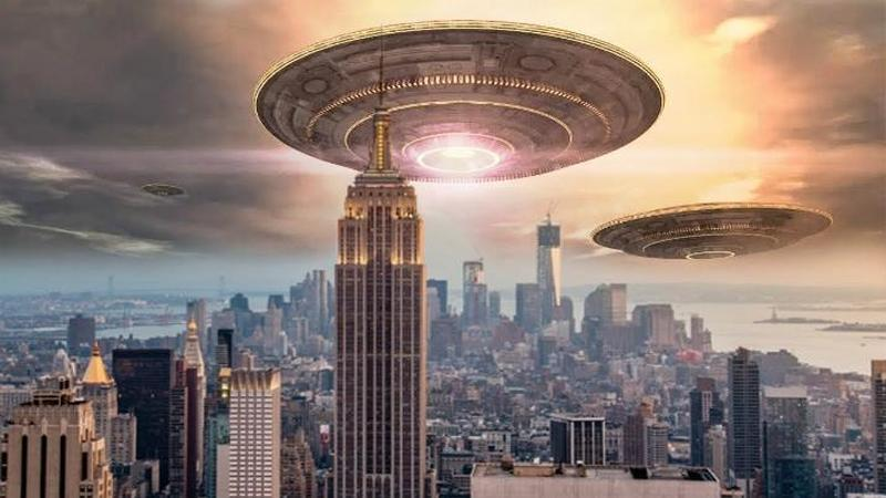 NYC Sees 'Astronomical' Rise In UFO Sightings
