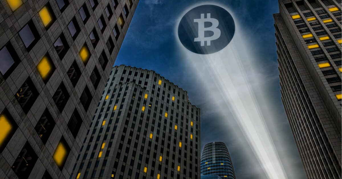 Exit The Bond Vigilantes, Enter The Crypto Vigilantes