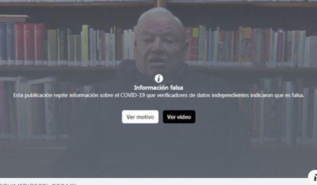 FACEBOOK CENSORS MEXICAN CARDINAL FOR DENOUNCING 'NEW WORLD ORDER'