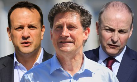 More Money from Advisers while Fianna Fail and Fine Gael Slip in the Polls
