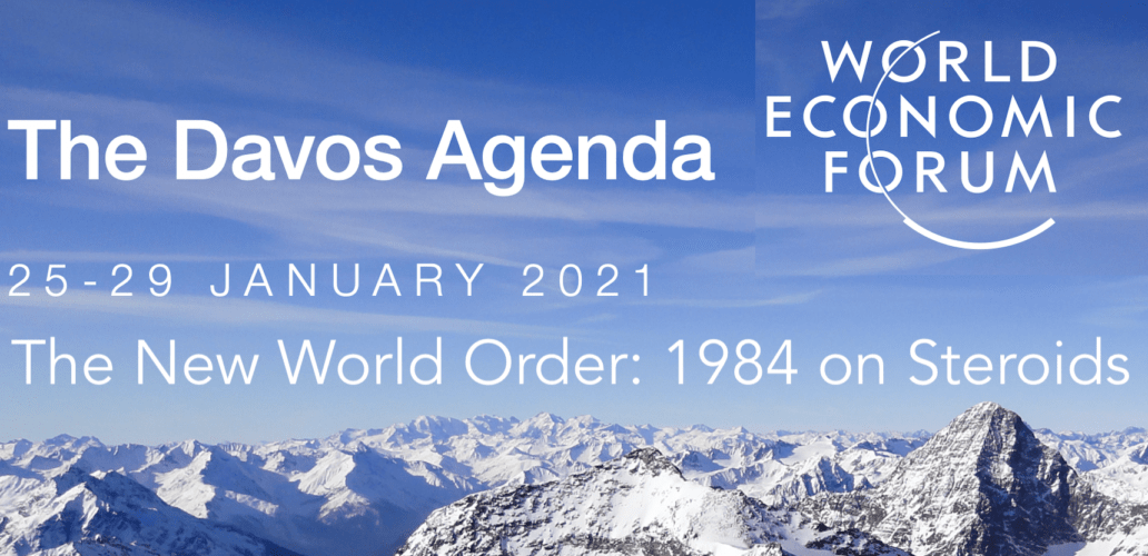 The Great Reset's Official Launch Date Is Jan. 25-29 In Davos, Switzerland
