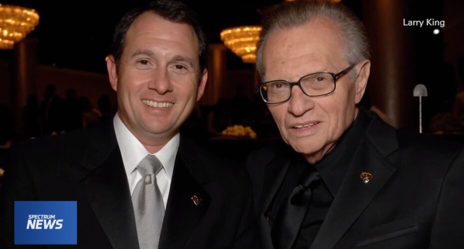 Did Larry King Receive An Experimental COVID Shot Just Before His Death?