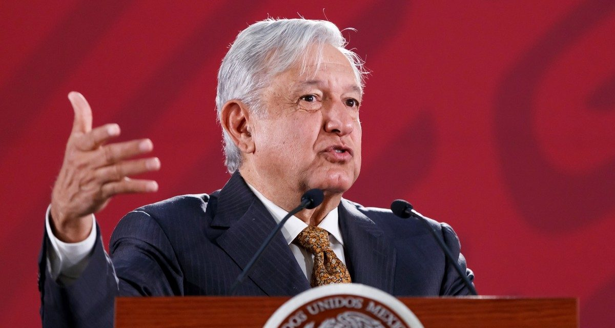 """MEXICO'S PRESIDENT BLASTS TWITTER, FACEBOOK FOR ACTING LIKE """"HOLY INQUISITION"""" IN CENSORING TRUMP"""