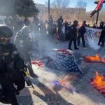 "Antifa Riots Follow Inauguration: ""We Don't Want Biden, We Want Revenge"""