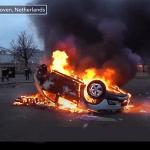 Dutch Revolt Against New Lockdown Curfew