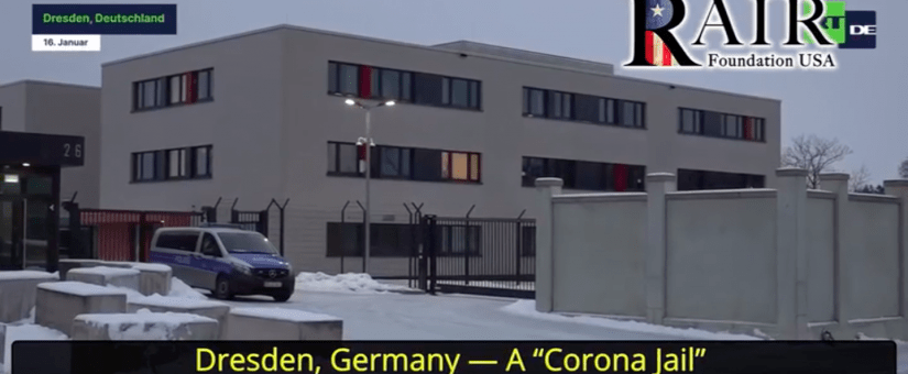 ALERT: GERMANY OPENS JAILS FOR THOSE WHO REFUSE TO QUARANTINE (MUST WATCH)