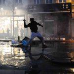 Massive BLM riot rocks Brussels: 112 arrests and 20 police officers injured as mayhem grips Belgium capital