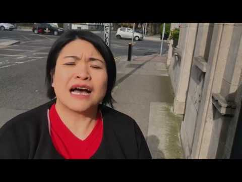 HAZEL CHU – DUBLIN LORD MAYOR'S STANCE ON PROTESTS