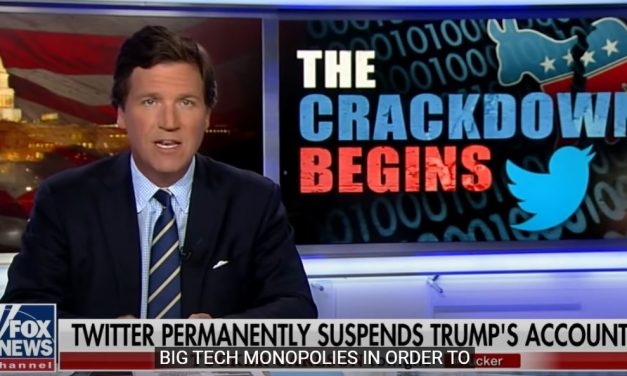 Tucker Carlson SLAMS Big Tech's 'Unprecedented Crackdown' on Free Speech