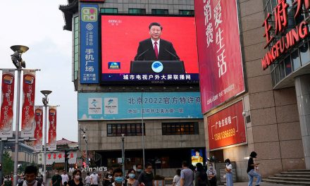 The Chinese Communist Party's Global Lockdown Fraud