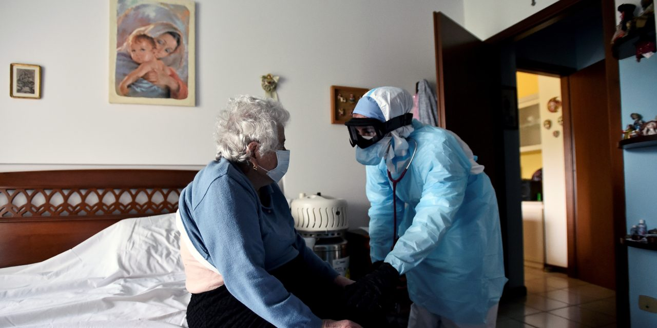 Numerous Home Care Outbreaks Appearing