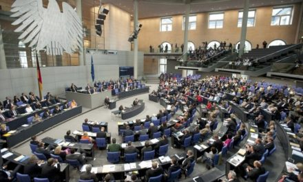 Germany: Parliament Advances 'Mark Of The Beast' With Agenda ID2020 Ratification